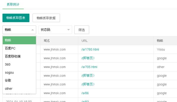 网站日志分析工具