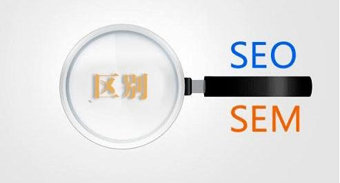 SEM和SEO的区别?